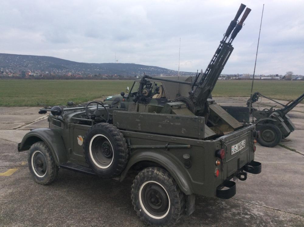 Gaz & Uaz armed